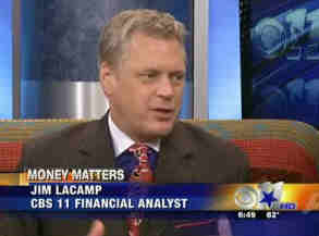 KTVT CBS 11, Dallas financial expert and analyst explains it all to us